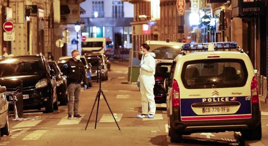 Frankring er det europæiske land, der har været udsat for flest terrorangreb de seneste år.