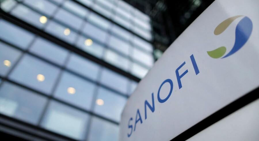 Sanofis hovedkvarter i Paris.