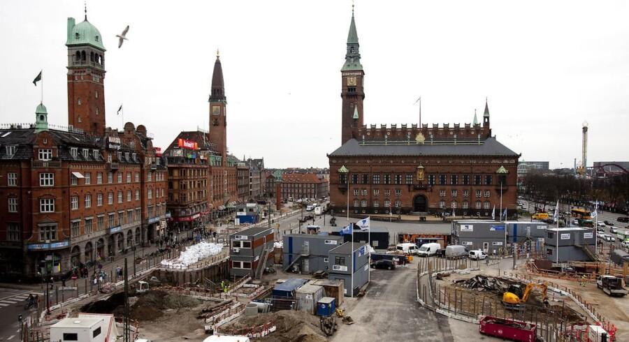 Arkivfoto. Copenhagen Metro Team, som opfører Københavns metro, er den virksomhed i hele landet, som har fået flest bøder for at bryde arbejdsmiljøloven de seneste to år.