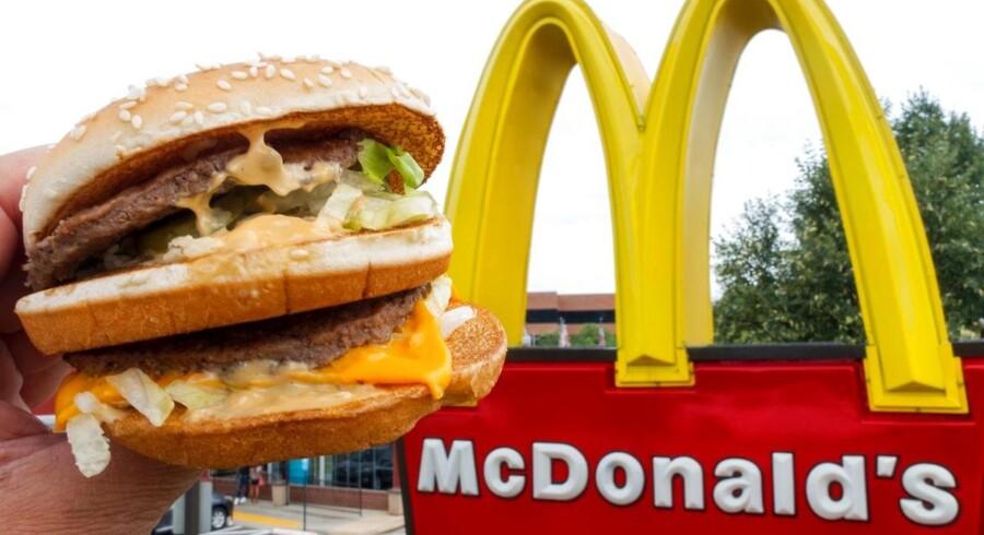 McDonald's har i året eksekveret på en strategi, hvor man har overdraget selvejede restauranter til franchisetagere, der så kan sende penge i kassen via huslejer, maskinleje og andre betalinger til moderselskabet.