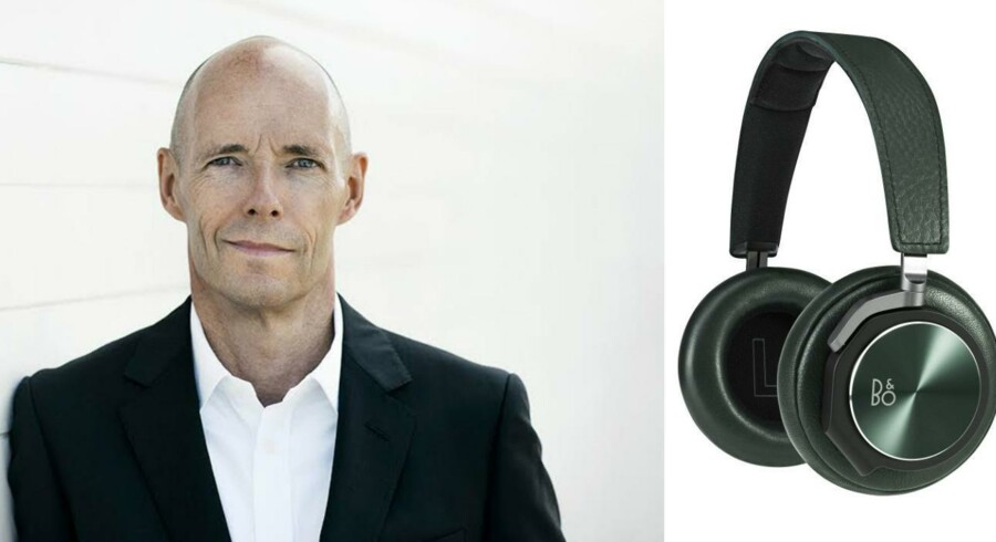 Foto: Lasse Bech Martinussen (th), Bang og Olufsen PR (tv)