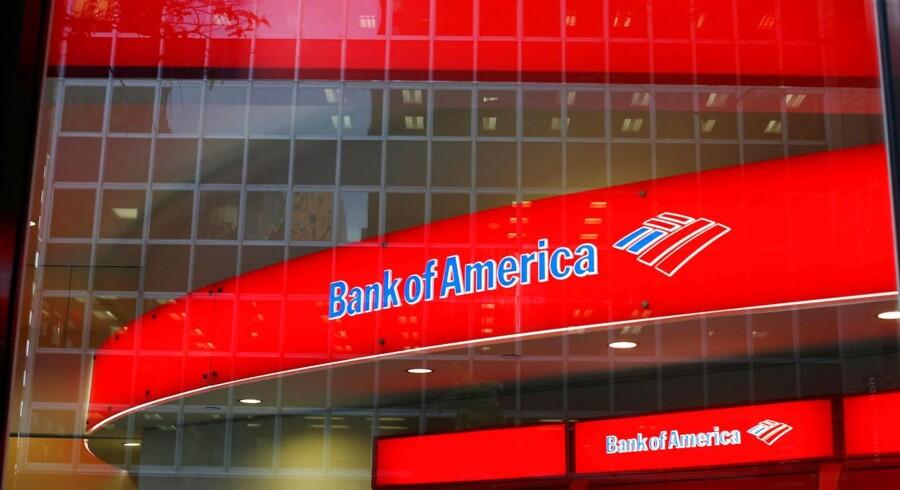 Fremgangen tilskriver Bank of America, der er USA's næststørste bank, lavere udgifter sammenholdt med et løft i handelsindtægterne.