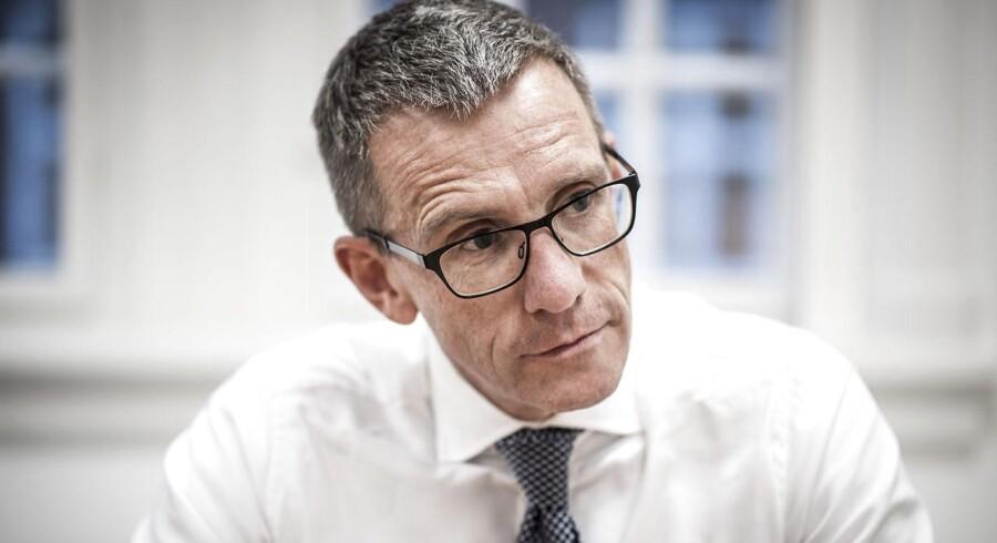 Arkivfoto af administrerende direktør i ATP, Christian Hyldahl.