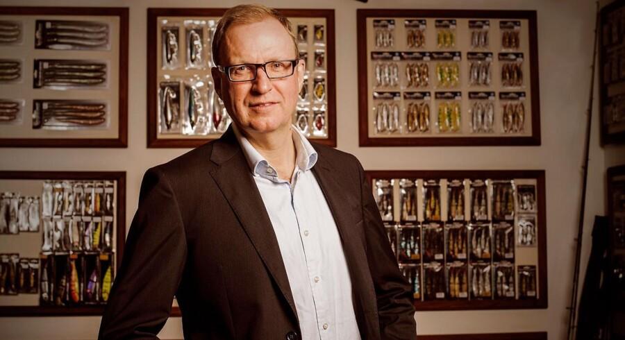 For få år siden var Lars Erik Svendsens virksomhed konkurstruet efter et mislykket eventyr i USA. I 2010 kom Svendsen Sport igen i plus efter ændringer i organisationen.