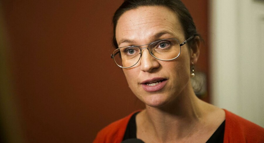 Arkivfoto af undervisningsminister Merete Riisager (LA).