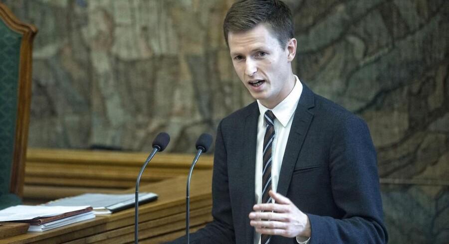 Jesper Petersen, Socialdemokraterne