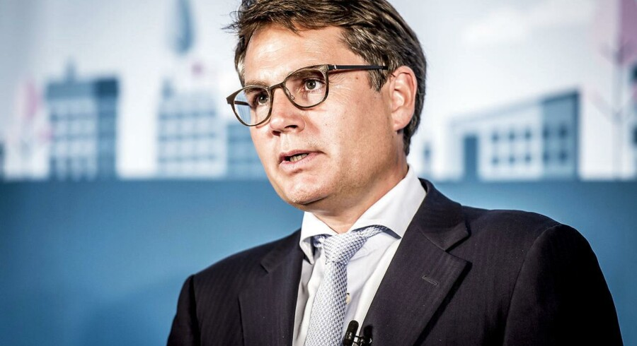 Erhvervsminister Brian Mikkelsen (K).