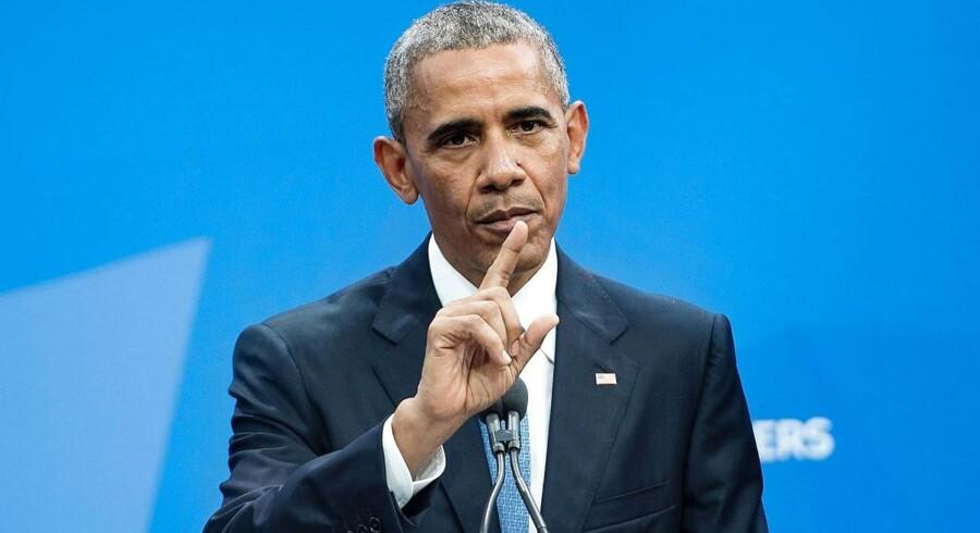 - Jeg tror, at der er på længere sigt er nogle reelle bekymringer om den globale vækst, siger Obama i forbindelse med et topmøde onsdag med de politiske ledere fra Canada og Mexico.