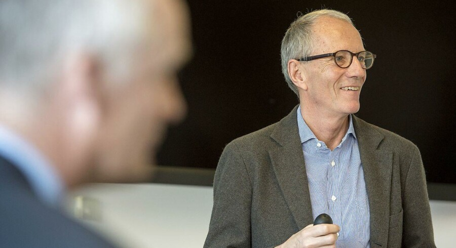 Forskningsdirektør Anders Gersel Pedersen. (Foto: Søren Bidstrup/Scanpix 2015)