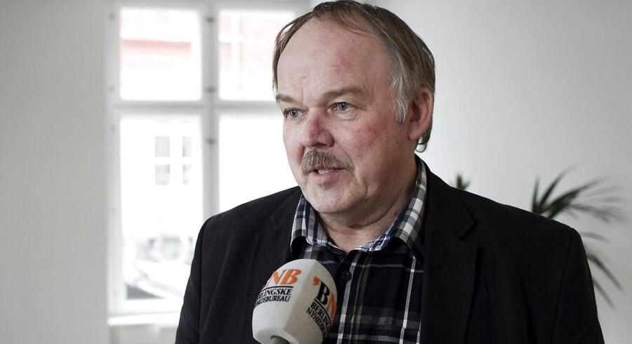 DF-folketingsmedlem Bent Bøgsted.
