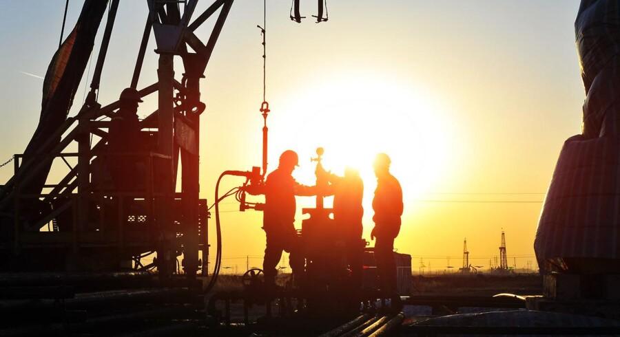 Investorerne vil have, at verdens største olieselskaber udviser mere af den finansielle disciplin. Foto: Iris.