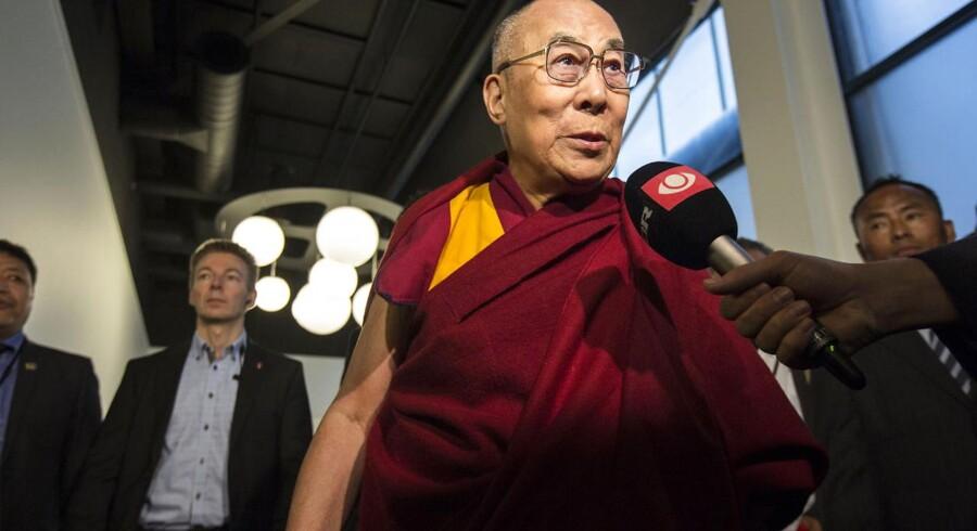 Dalai Lama i Bellacenter
