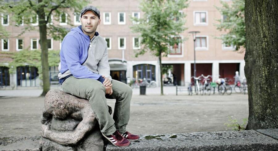 Lars Aslan Rasmussen er frifundet for ærekrænkelser mod leder af indvandrerkritisk parti.