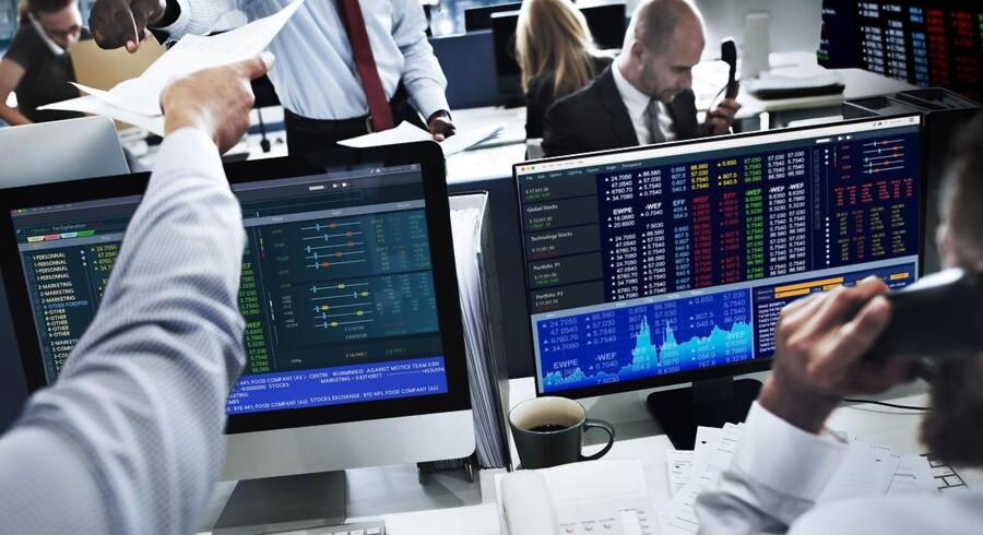Der er lagt op til rentestigninger på det danske obligationsmarked torsdag morgen, efter at olieprisen er steget yderligere og har været med til at øge investorernes risikovillighed.
