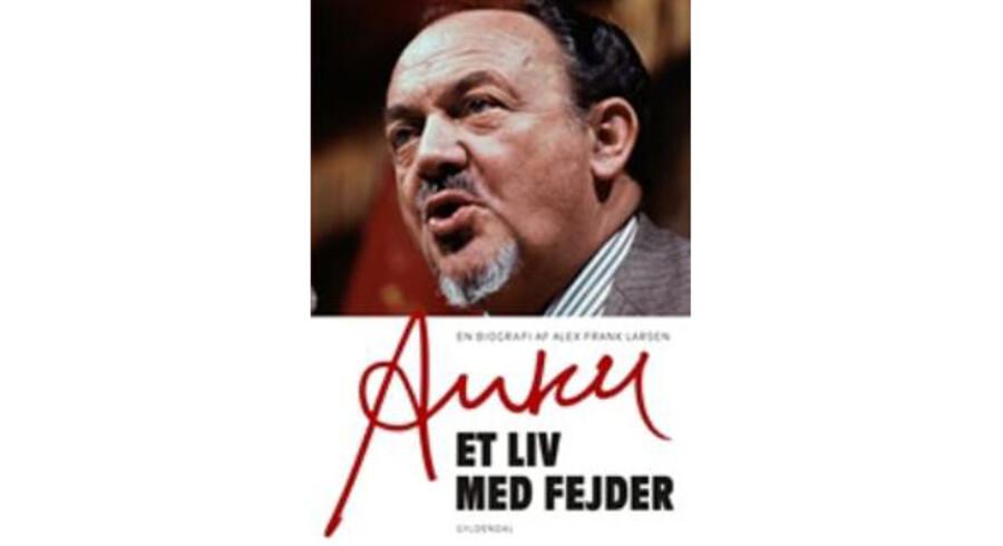 Alex Frank Larsen: »Anker – et liv med fejder«