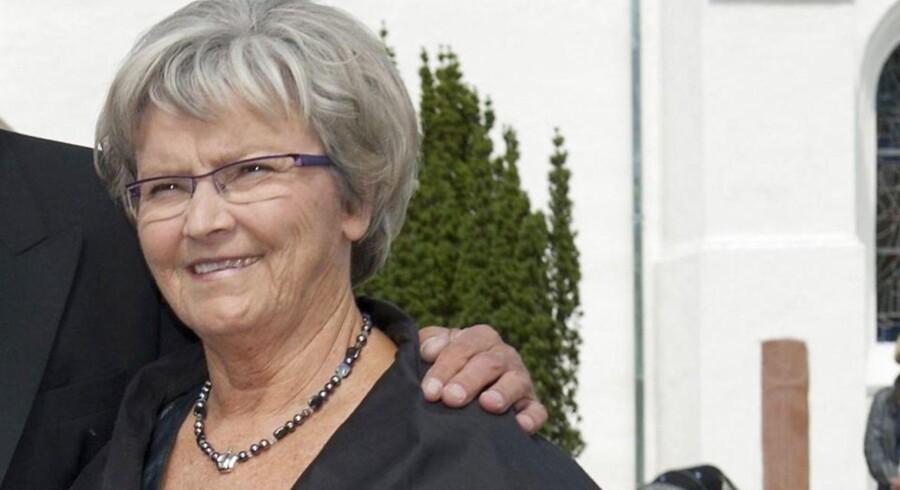 Gunhild Kirk Johansen.