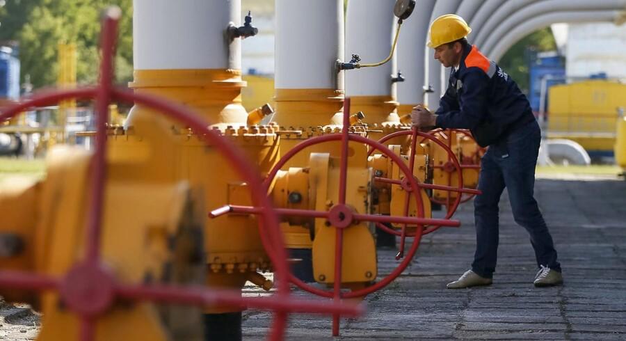 EU vil gøre sig mindre afhængig af russisk gas, og her er Gazprom den centrale aktør.