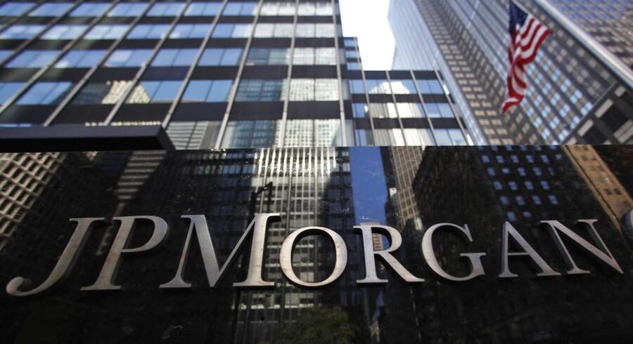 Storbanken JPMorgan.