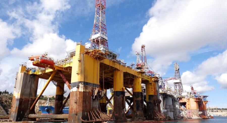 Arkivfoto. Det amerikanske rigselskab Transocean køber norske Songa Offshore for 47,50 norske kroner per aktie.