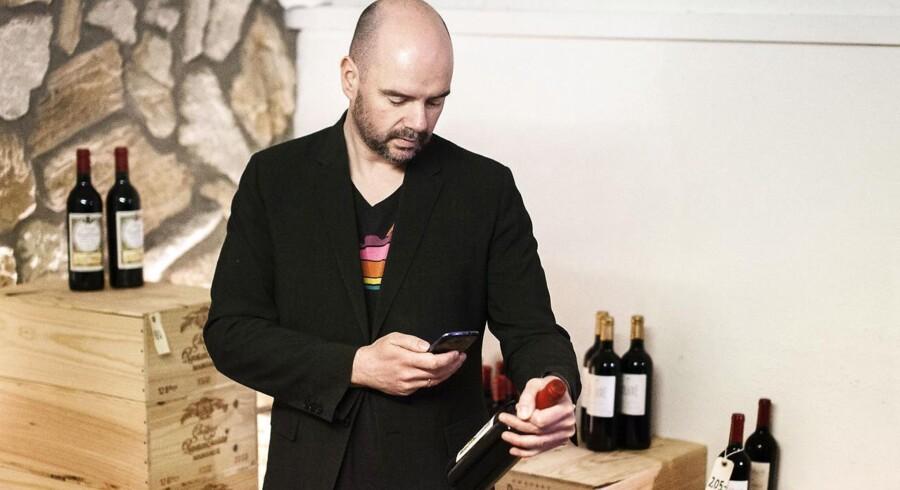 Heini Zachariassen stiftede i 2009 Vivino, som han sammen med Theis Søndergaard er i fuld gang med at udvikle til en såkaldt e-commerce med globalt salg af vin direkte til forbrugerne.