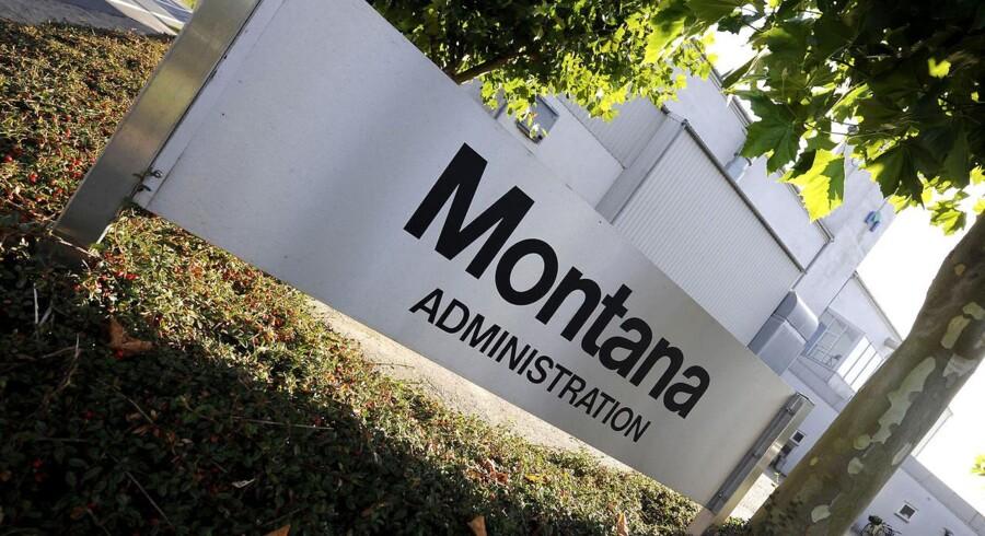 Den hæderkonede designvirksomhed Montana Møbler A/S hører hjemme i det sydfynske, nærmere betegnet Haarby.