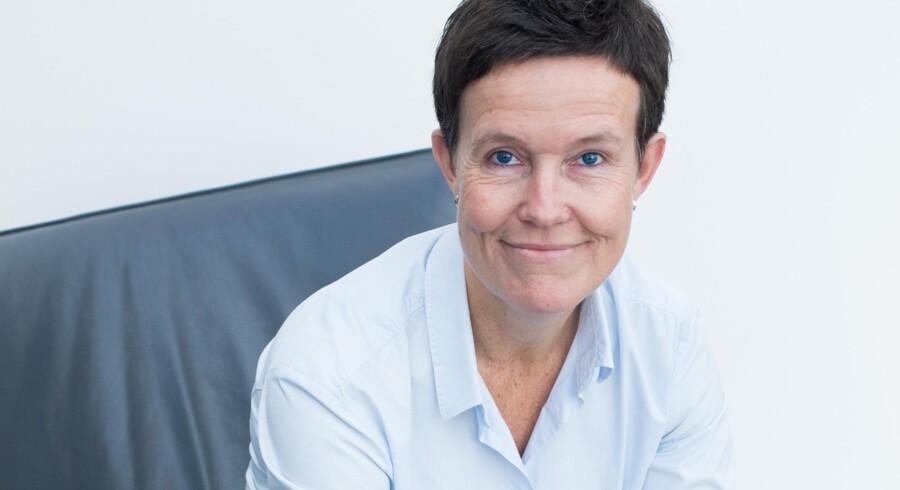 Ulla Dalsgaard, projektleder i IBM og leder af Danish LGBT Business Network, havde ikke lyst til at springe ud på sin tidligere arbejdsplads. Så hun skiftede job. PR-foto