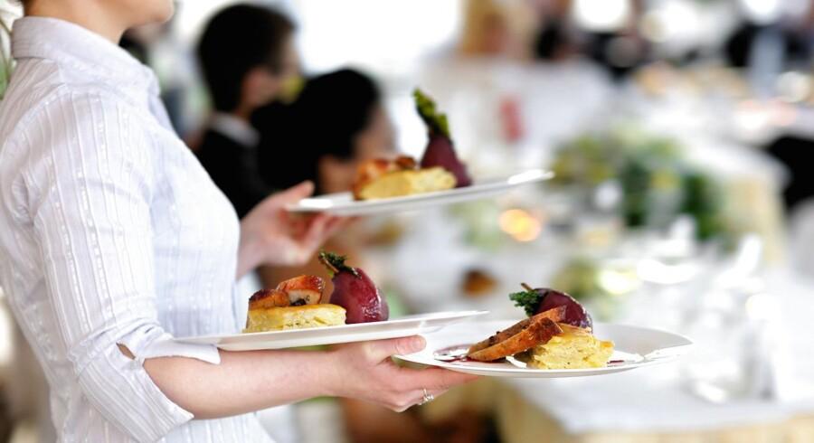 I fagforbundet 3F's gruppe for Privat Service, Hotel & Restauration fører man også mange sager for elever. Her er det blandt andet kokke- og tjenerelever, der får hjælp, når det brænder på.