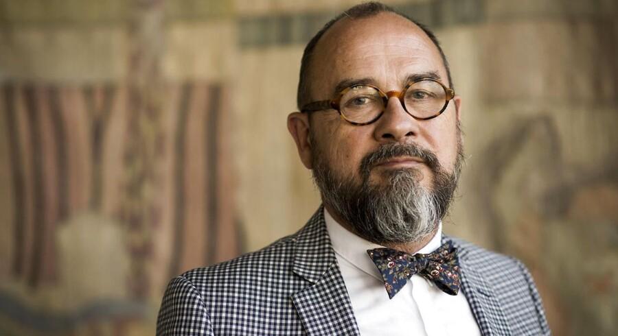 Michael Bojesen - chef for Malmö Opera - bliver ny formand for Statens Kunstfond. Og han kan satser på at kunne formidle, hvor meget godt der kommer ud af de 540 millioner kroner, fonden hvert år fordeler.
