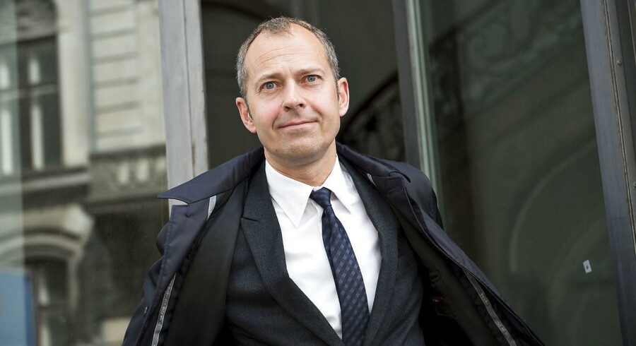 Boris Frederiksen, ledende partner Kammeradvokaten