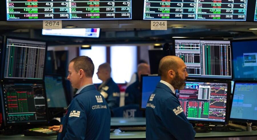 ISS startede 2018 bedre end forventet, og aktien bliver belønnet med en førsteplads i C25-indekset onsdag morgen, hvor det generelle marked er uden de store udsving.