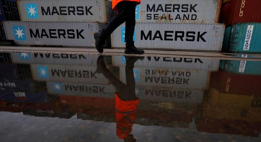 Arkivfoto: Forhandlingerne mellem A.P. Møller-Mærsk, Dansk Undergrunds Consortium, DUC, og den danske stat omkring det synkende Tyra-felt er endnu engang stødt på grund, efter at Mærsk og DUC trak sig fra et regeringsmøde halv time før start. Det skriver dagbladet Børsen.