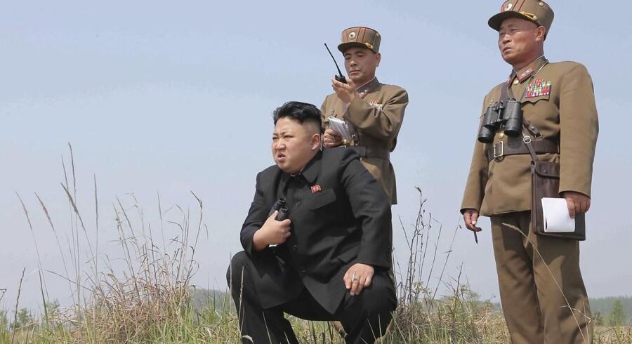 Den nordkoreanske leder, Kim Jong Un, ved angiveligt, at det får store konsekvenser, hvis de bruger deres bomber.