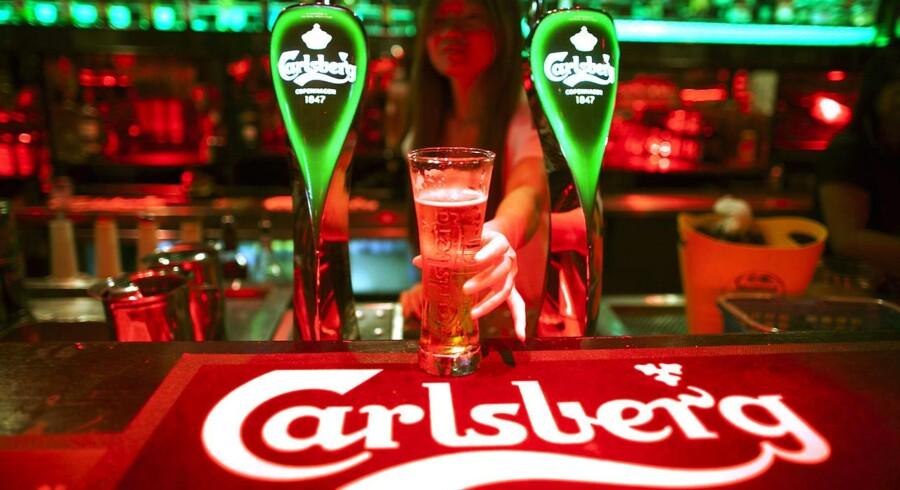 Arkivfoto: Carlsberg har gennem længere tid arbejdet på at øge sin ejerandel i det vietnamesiske bryggeri Habeco, og ifølge Bloomberg News er det danske selskab nu kommet et skridt videre i forhandlingerne.