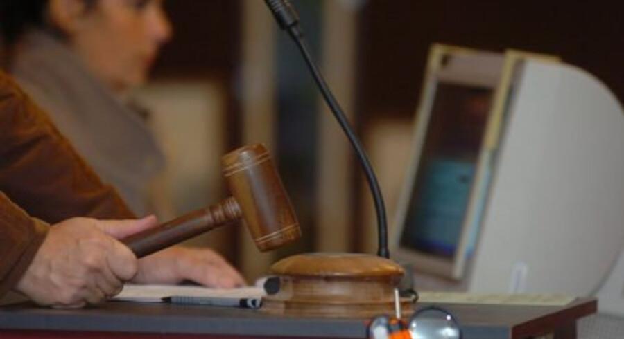 En nu 24-årig mand er blevet dømt for drabsforsøg i forbindelse med et skyderi i oktober 2015. Han har anket dommen på syv års fængsel. Genrefoto. Free/Colourbox