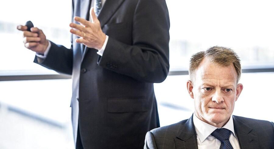 Anders Götzsche, adm. direktør hos Lundbeck. Arkivfoto: Søren Bidstrup/Scanpix 2015.