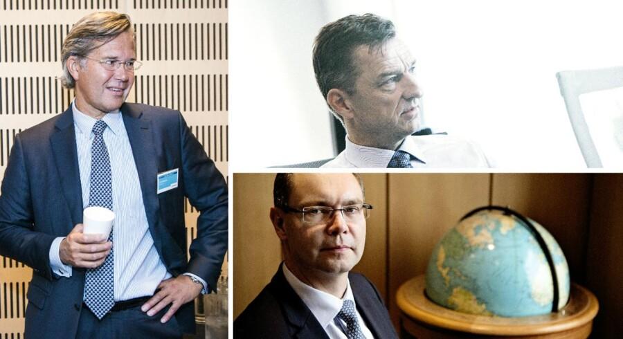 Topchefer i A.P. Møller - Mærsk ryger ud på stribe i den store omvæltning af Mærsk-koncernen.