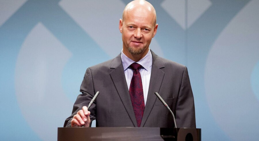 Yngve Slyngstad er direktør i Norges Bank Investment Management (NBIM), der forvalter fondet.