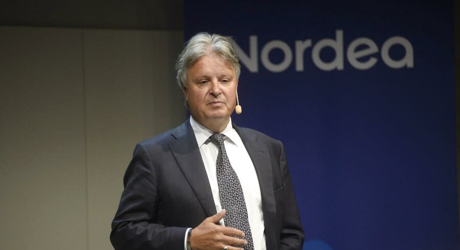 Nordeas adm. direktør Casper von Koskull.