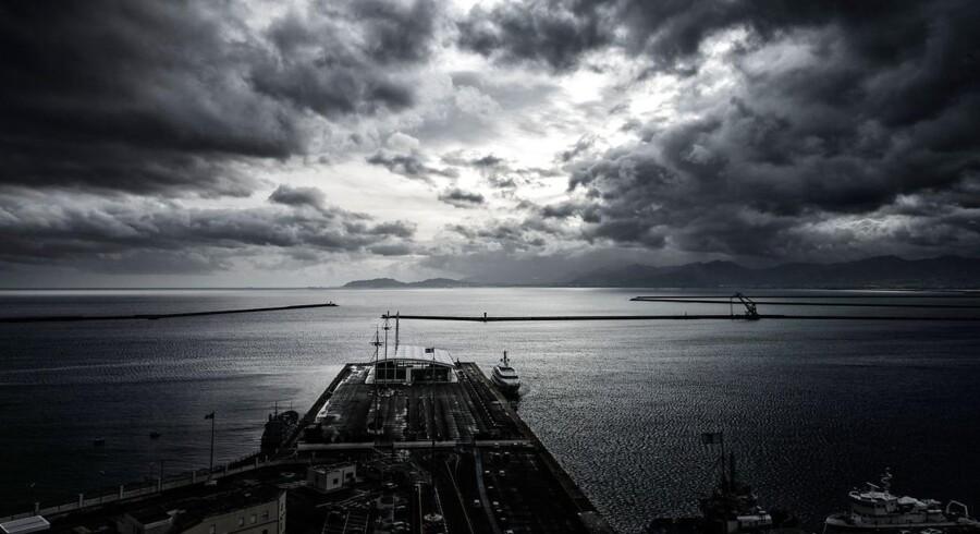 Truselen fra pirater er på sit laveste i 21 år, men i Vestafrika er piratangreb mod skibe stigende. Foto: Roberto Garau