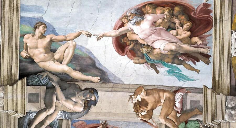Om en uge kan 18-årige italienere nyde kultur på statens regning - for eksempel se Michelangelos berømte loft i Det Sixtinske Kapel i Rom.