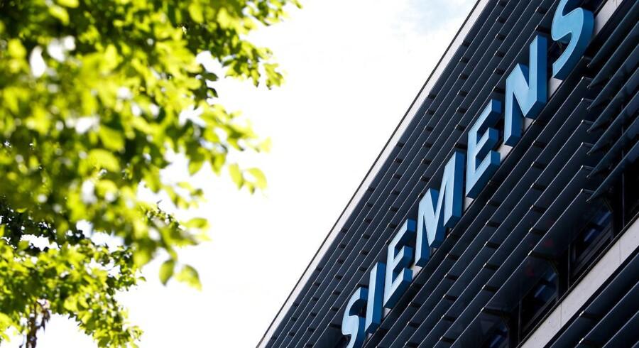 Siemens skærer flere bånd til Rusland, efter at fire gasturbiner er solgt til Krim i strid med EU-regler. Arkivfoto.