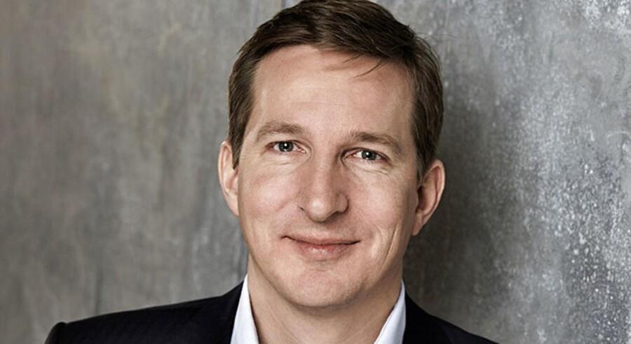 Christian Ørsted, cand.merc., ledelsesrådgiver og forfatter