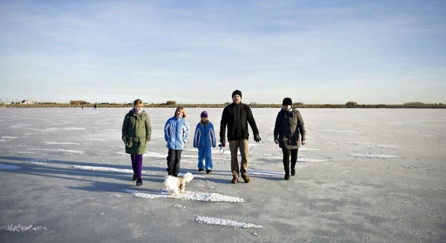 Nu kan du tjene penge på at tage familien med ud på en rask gåtur.