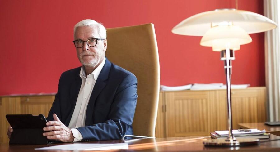 Borgmester Odense - Anker Boye