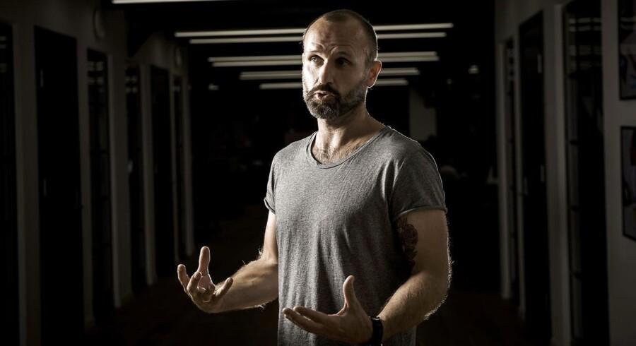 Rasmus Schmiegelow, iværksætter og rådgiver. Han er CEO i og medstifter af Goodiebox.