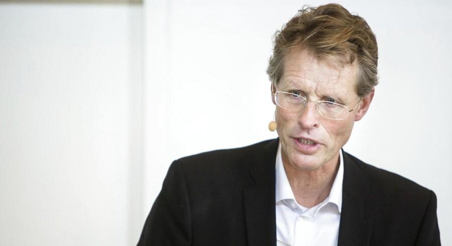 I dag falder der dom i sagen om Bo Lidegaard og »superspionen«. (Foto: Nikolai Linares/Scanpix 2013)
