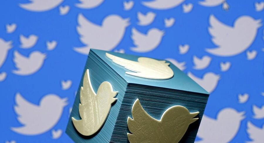Disney-koncernen arbejder nu også på at overtage Twitter. Arkivfoto: Dado Ruvic, Reuters/Scanpix