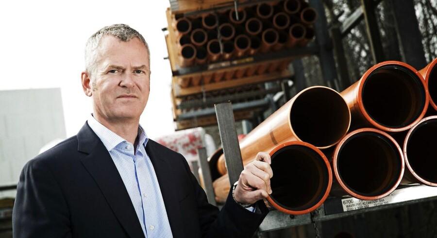 Søren P. Olesen, adm. direktør i DT Group.
