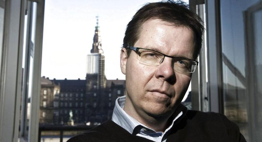 Folketingets Ombudsmand Jørgen Steen Jørgensen mener, at landets kommuner lægger for stor vægt på anonyme henvendelser om socialt bedrageri. Arkivfoto: Niels Ahlmann Olesen