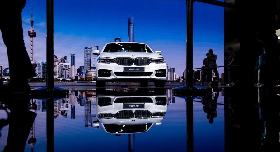 Arkivfoto. Den tyske bilproducent har dermed øget sit overskud før skat med 26,9 pct. sammenlignet med samme periode sidste år, hvor resultatet landede på 2368 mio. euro.